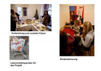 Essen und Betreuung